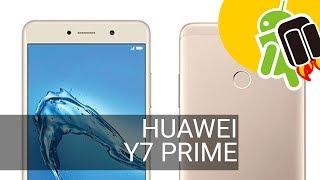 Huawei Y7 Prime: características, precio...