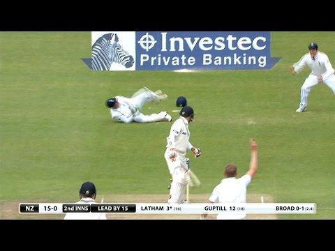 England v New Zealand highlights, Day 3, Headingley Test