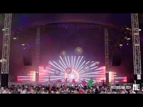 Mysteryland 2019 - Opening Ceremony