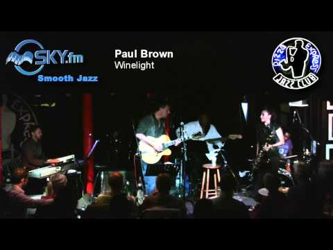 Paul Brown - Winelight