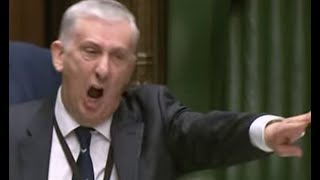 The Speaker losses it and threatens to throw MP out onto the street to look at Big Ben