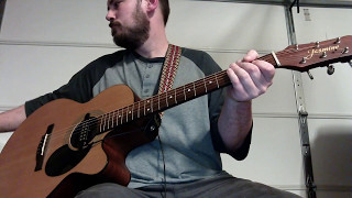 Sia - Big Girls Cry - acoustic guitar composition