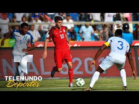 Honduras empata ante Estados Unidos 1-1: mejores jugadas |  Rumbo al Mundial | Telemundo Deportes
