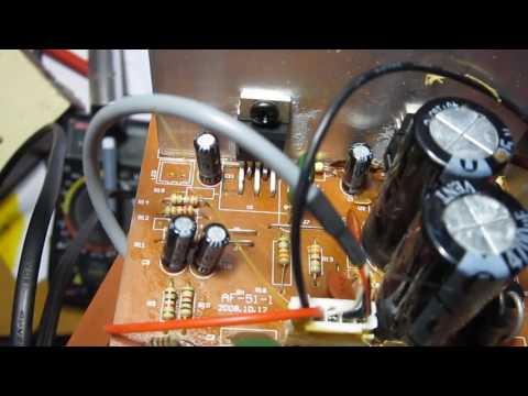 видео: gemix bf-21 фонит, ремонт
