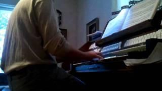 J.S.Bach: Lobt Gott, ihr Christen, allzugleich BWV 609