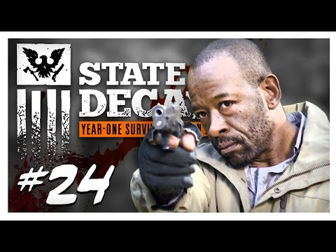 NEW SURVIVORS! | State of Decay Gameplay Part 24 - Year One Survival Edition Walkthrough