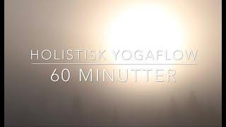 Holistisk yogaflow 60 min