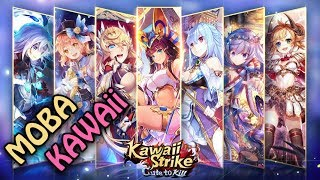 Video Moba yang KAWAii | Kawaii Strike [ENG] Android MOBA (Indonesia) download MP3, 3GP, MP4, WEBM, AVI, FLV Juli 2018