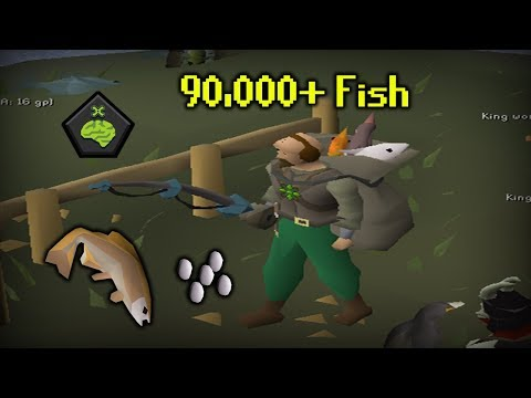 I Dropped 90,000 Fish For This.. (Twisted League OSRS Day 10)
