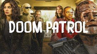 Najlepszy serial o superbohaterach – Doom Patrol!
