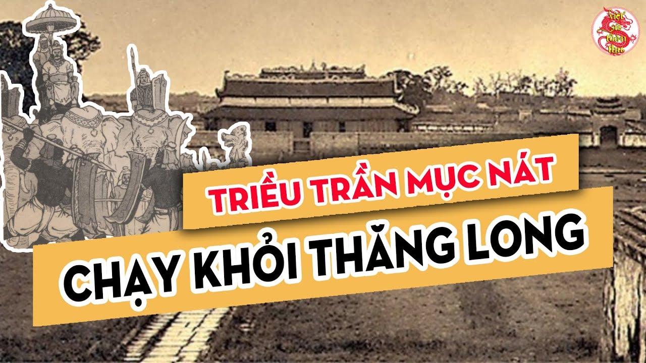 Vua Trần Cay Đắng NUỐT NƯỚC MẮT… Sợ Quân Chiêm Như Sợ Cọp | Việt Sử Toàn Thư