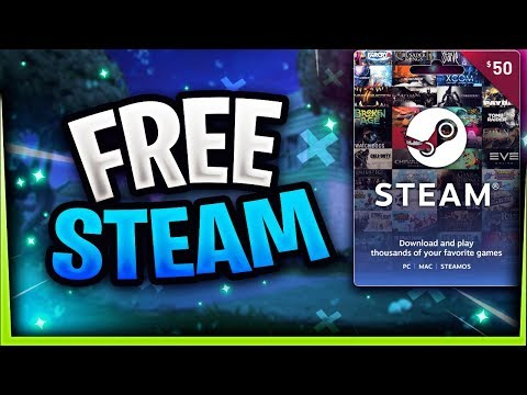 Free Steam Gift Cards ✅ Free Steam Wallet Codes - How To Get FREE Steam Items 2019  [MUST WATCH]