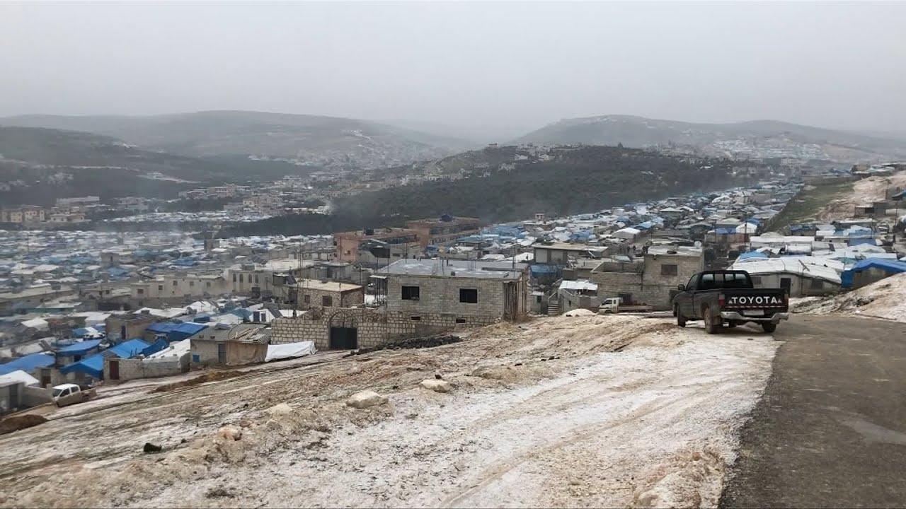 حالتا إصابة بفيروس كورونا في مخيمات ريف حلب