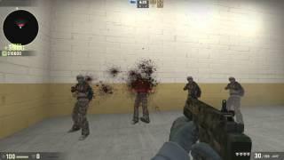 Обучение оружие CS:GO часть 1 (CT)