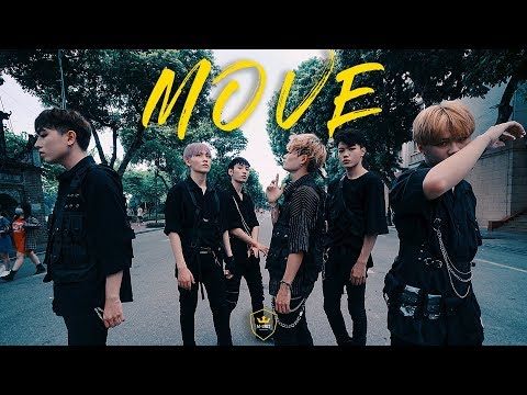 [KPOP IN PUBLIC CHALLENGE] 움직여(MOVE) | SIXC(6 crazy) | PRODUCE X 101 | Dance Cover by W-Unit
