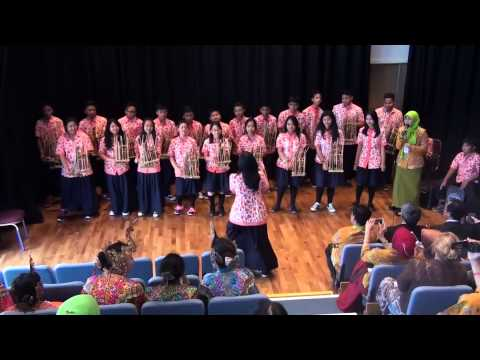 Bootham School | Indonesian Visit 2014 - Performance (HQ)