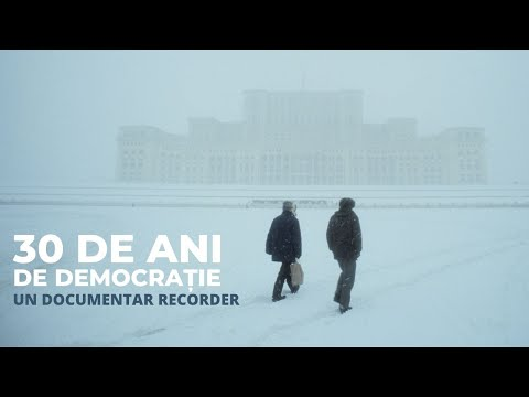 DOCUMENTAR RECORDER. 30 de ani de democrație