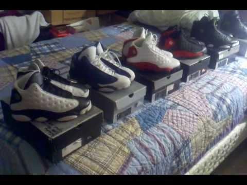 gdzie kupić dobra jakość sklep internetowy My Air Jordan XIII Collection: Complete OG Colorways