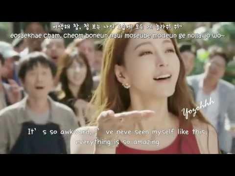 Jong Hyun (SHINee) - She FMV (Birth Of A Beauty OST)[ENGSUB + Romanization + Hangul]