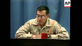 GNS Military confirms Saddam's sons dead