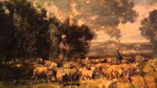 Joseph Canteloube, Baïlèro, Théodore Rousseau, Charles-Émile Jacque