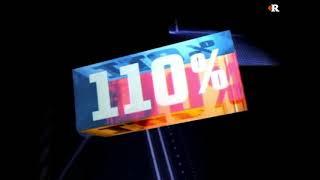110%   Générique d'ouverture   1999 - 2009