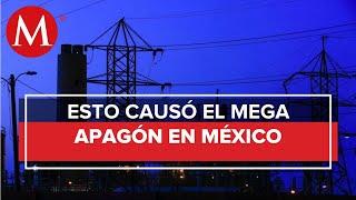 ¿Qué provocó el apagón de hoy en el norte de México?
