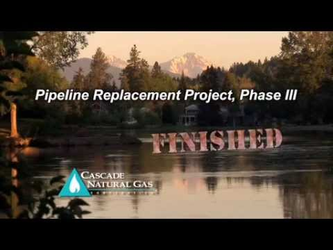Cascade Natural Gas Bend Pipeline Replacement Project