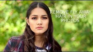 Easy Hair Removal in Gimp | Gimp Tutorial