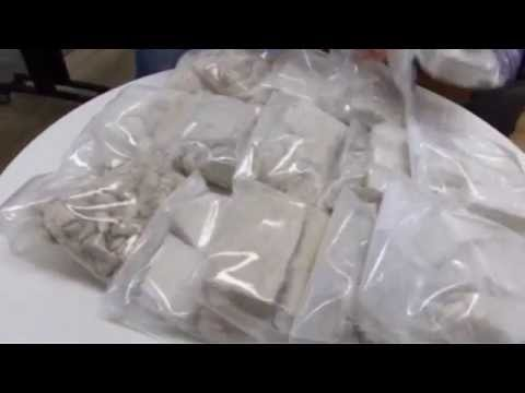 Nearly $9 million Worth of Drugs Seized in Record Seizure