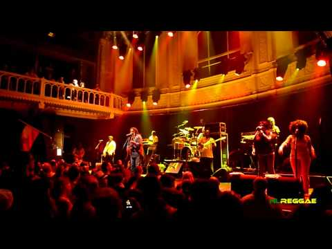 "STEPHEN MARLEY ""Chase Dem"" Paradiso, Amsterdam 2012"