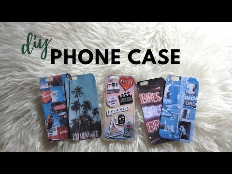 DIY Paper Phone Case Ideas Indonesia