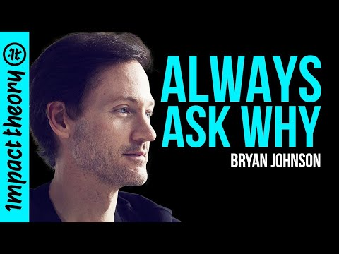 How to Become Aware of Your Blind Spots | Bryan Johnson on Impact Theory