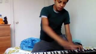 جنم جنم علی البيانو لا يفوتك