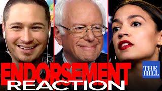 Kyle Kulinski: reacts to AOC endorsement and advises Bernie on Trumpian strategy