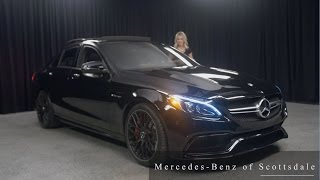 2017 Mercedes-Benz C-Class AMG C63s From Mercedes Benz Of Scottsdale