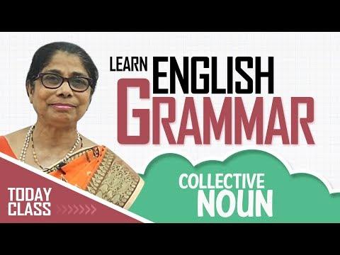 Learn English Grammar for kids   Collective Noun   Basic English Grammar