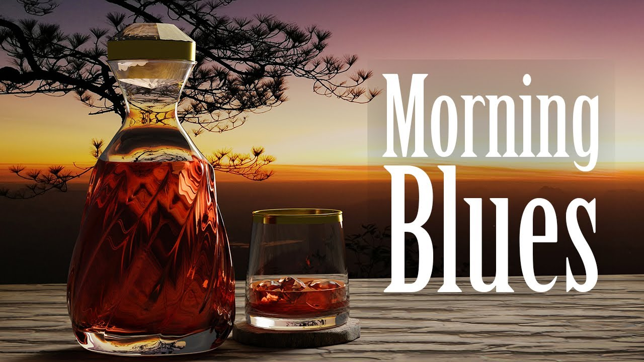 Morning Blues - Positive Electric Blues Rock Music to Wake Up and Relax