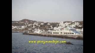 Mikonos Island(Video clip con fotos de Mikonos Island, Grecia. Fotos cortesia de Melissa Corrales. Informacion de Wikipedia, La Enciclopedia Libre. Musica Lovely Beach artist: ..., 2009-04-02T13:03:29.000Z)