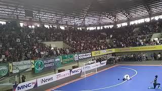 Detik-detik akhir kemenangan Vamos Mataram FC