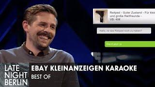 BEST OF: Ebay Kleinanzeigen Karaoke | Late Night Berlin | ProSieben