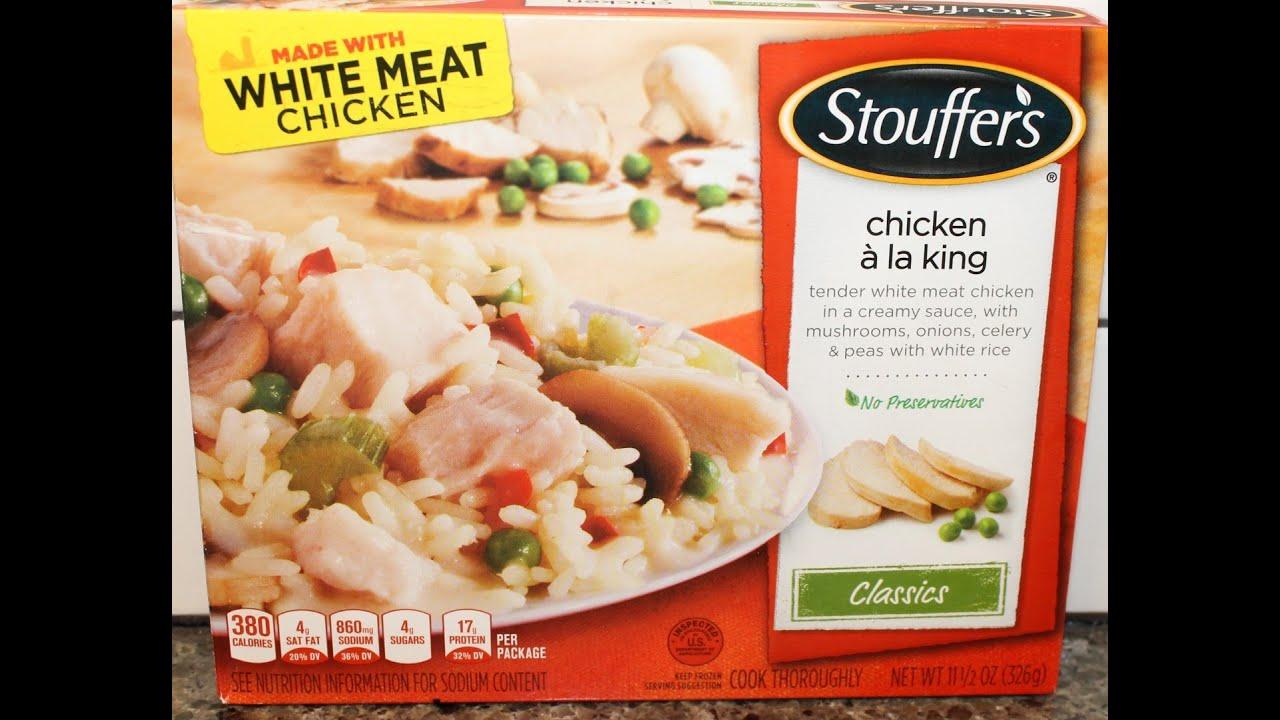 Chicken ala king dinner recipes