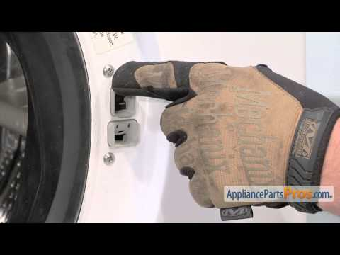 Washer Door Lock Assembly (part #131763202) - How To Replace