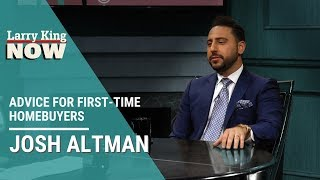 'Million Dollar Listing' Star Josh Altman's Advice For First-Time Homebuyers