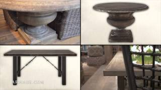 New 2015 Outdoor Furniture Collections Arhaus Furniture
