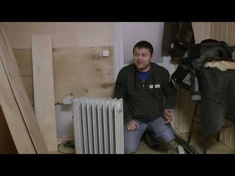 Электроотопление масляным радиатором / сколько потребляет кВт?