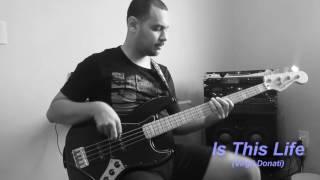 Alamo Bass - Virgil Donati Bass Session