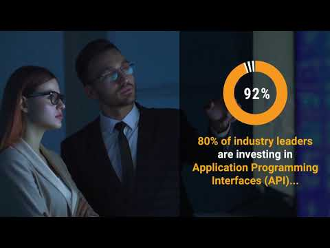 How Are Financial Leaders Reshaping Banking & Insurance? / #60SecondsInsights