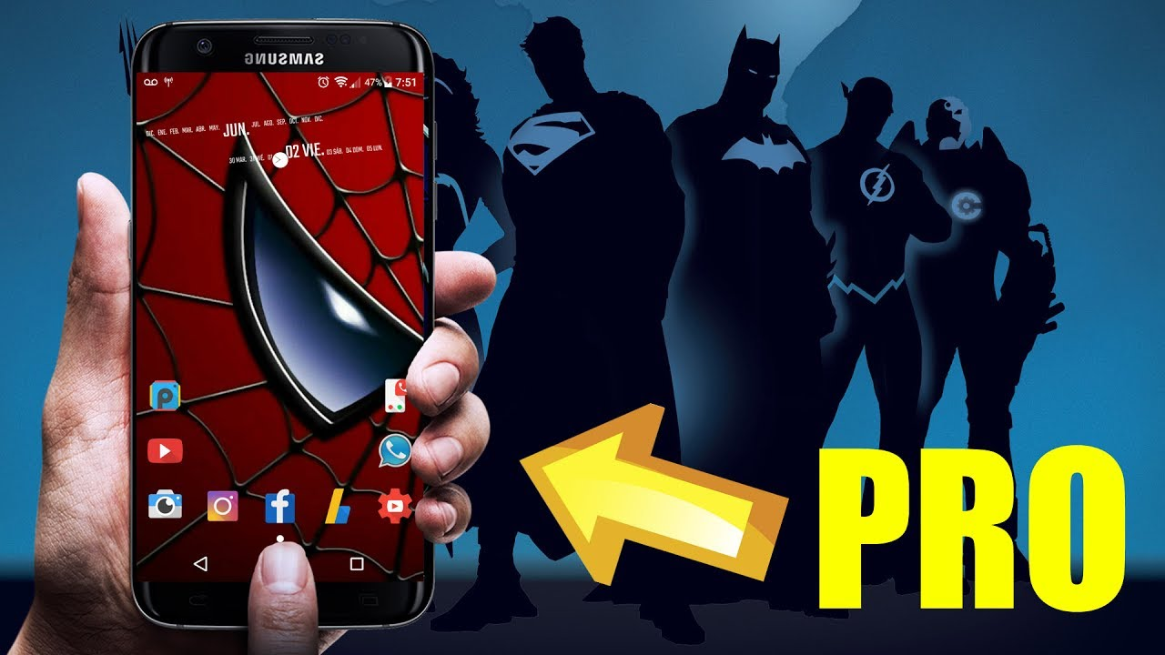 Marvel Vs Dc Comics Wallpapers Android Mejor Aplicacion