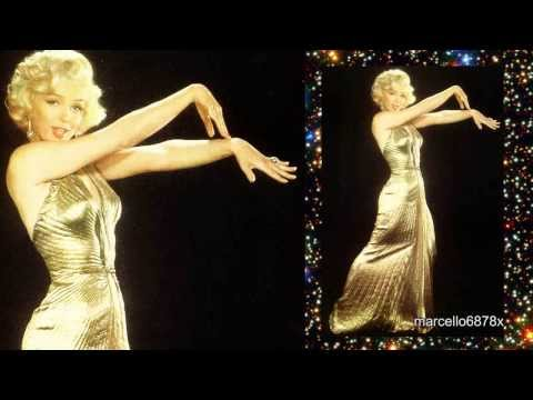 Marilyn Monroe - The Iconic Sexy Golden Lame Dress HD